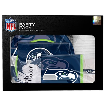 Seattle Seahawks Gameday Party Pack - No - Seahawks Birthday