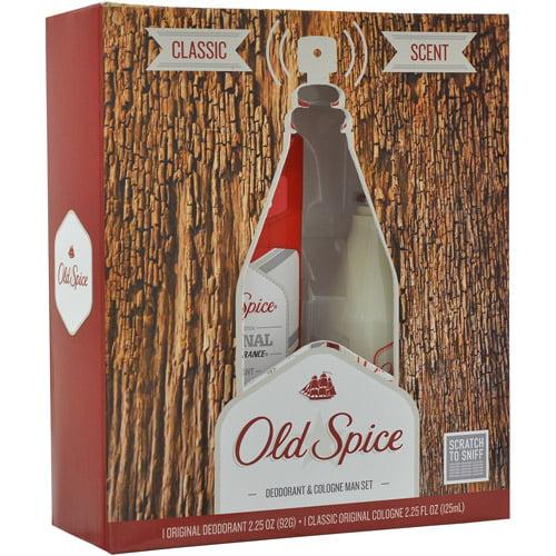 Hgs 2013 Old Spice Orig Cologne And Depk