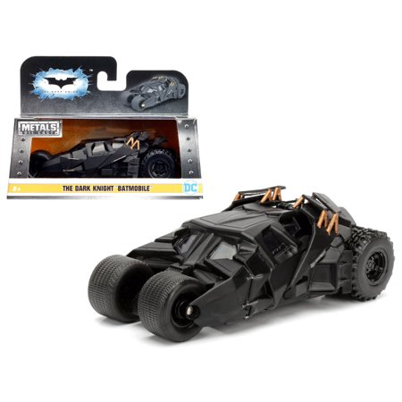 - 2008 The Dark Knight Tumbler Batmobile 1/32 Diecast Model Car by Jada