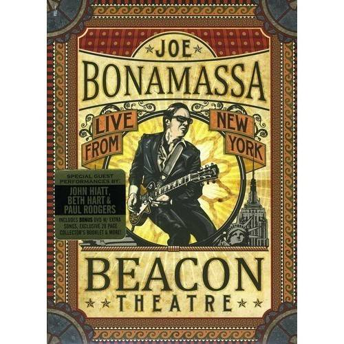 Beacon Theatre: Live from New York (Music DVD)