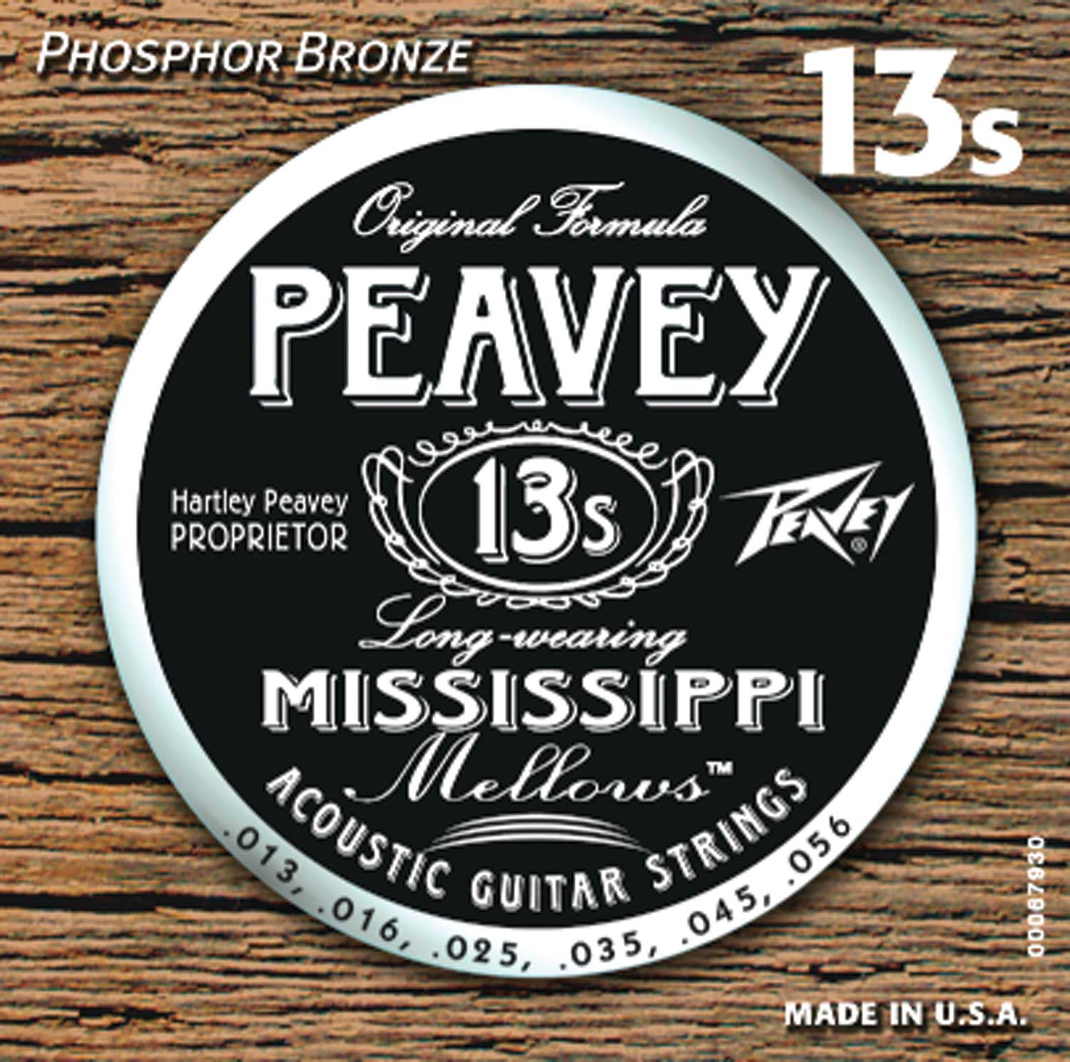 Peavey PH BR WND BAL 13S Set/Package Quality Acoustic Guitar String 578520 New