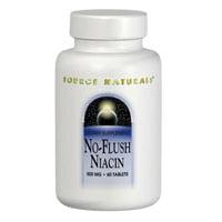 No Flush Niacin 500 Mg Dietary Supplement Tablets - 60 Ea