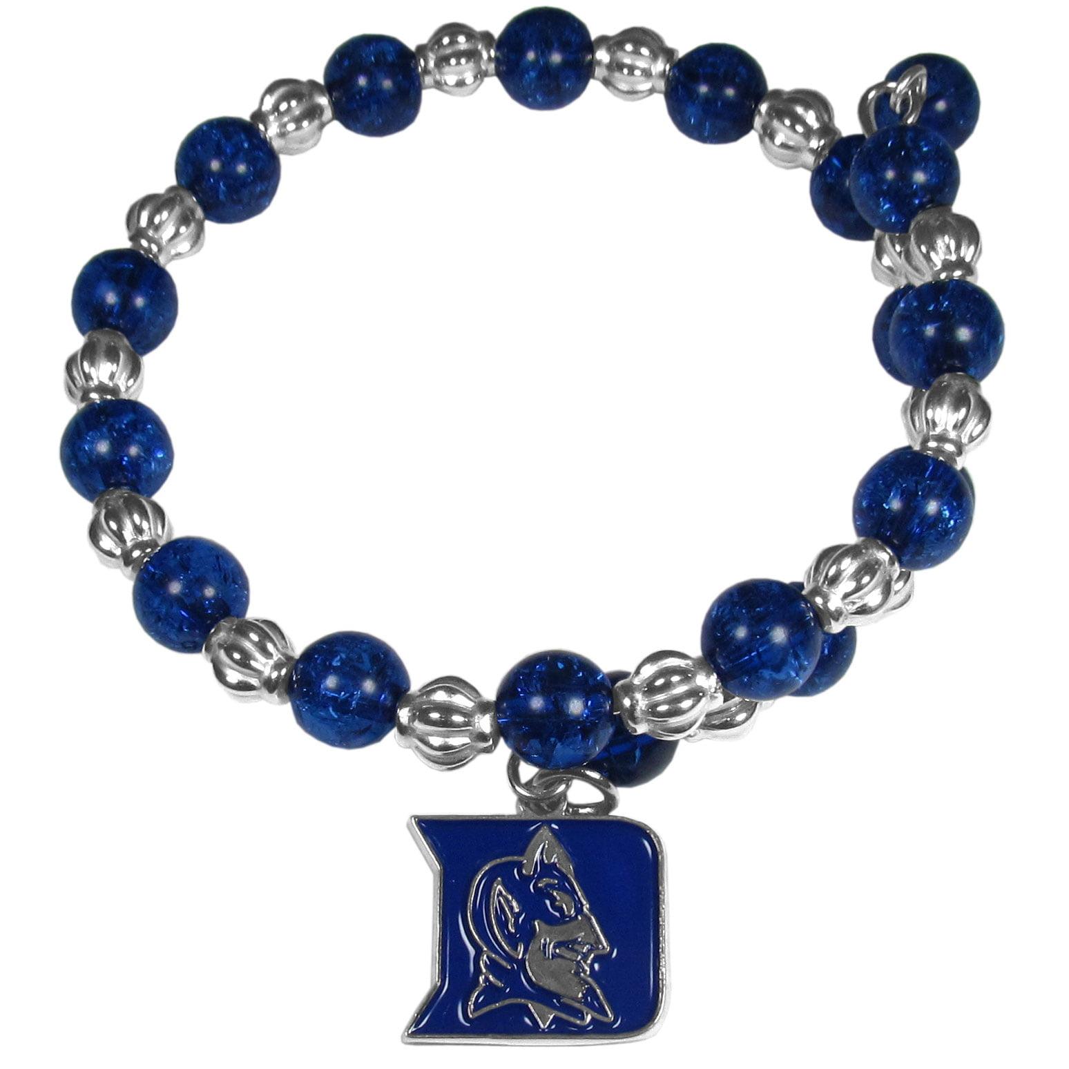 NCAA Duke Blue Devils Snowflake Bracelet