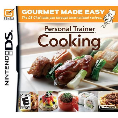 Personal Training: Cooking (DS) - Pre-Owned