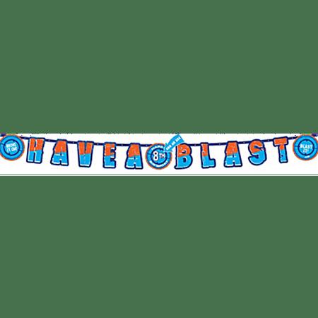 Nerf Jumbo Letter Banner Kit (1ct)](Letter Banners)