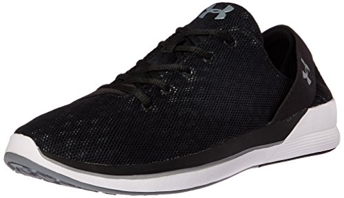 Under Armour Women's Rotation Training Shoes, Rhino Gray/Black, 7.5 B(M) US