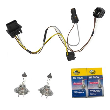cf advance for 96-03 mercedes-benz e300 e320 e420 e430 ... 2000 e320 headlight wiring harness