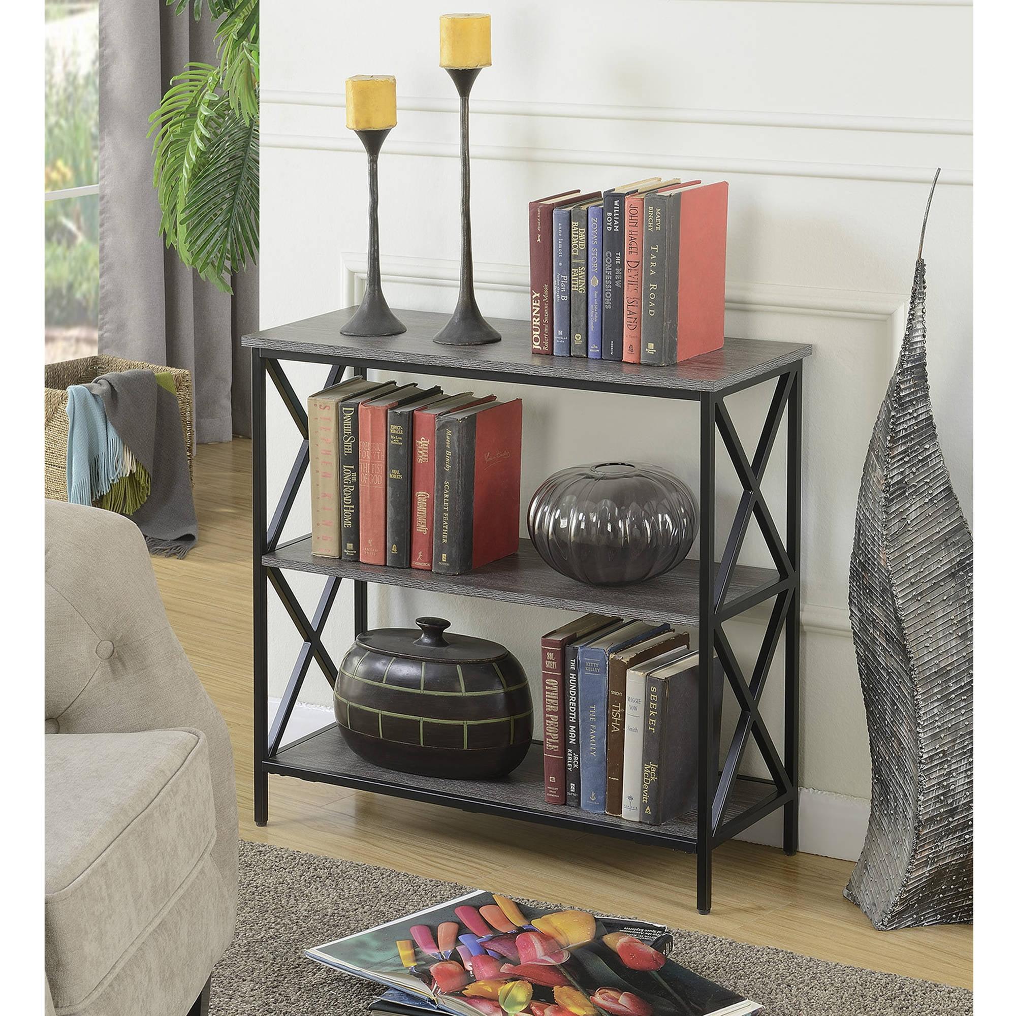 Convenience Concepts Tucson 3-Tier Bookcase