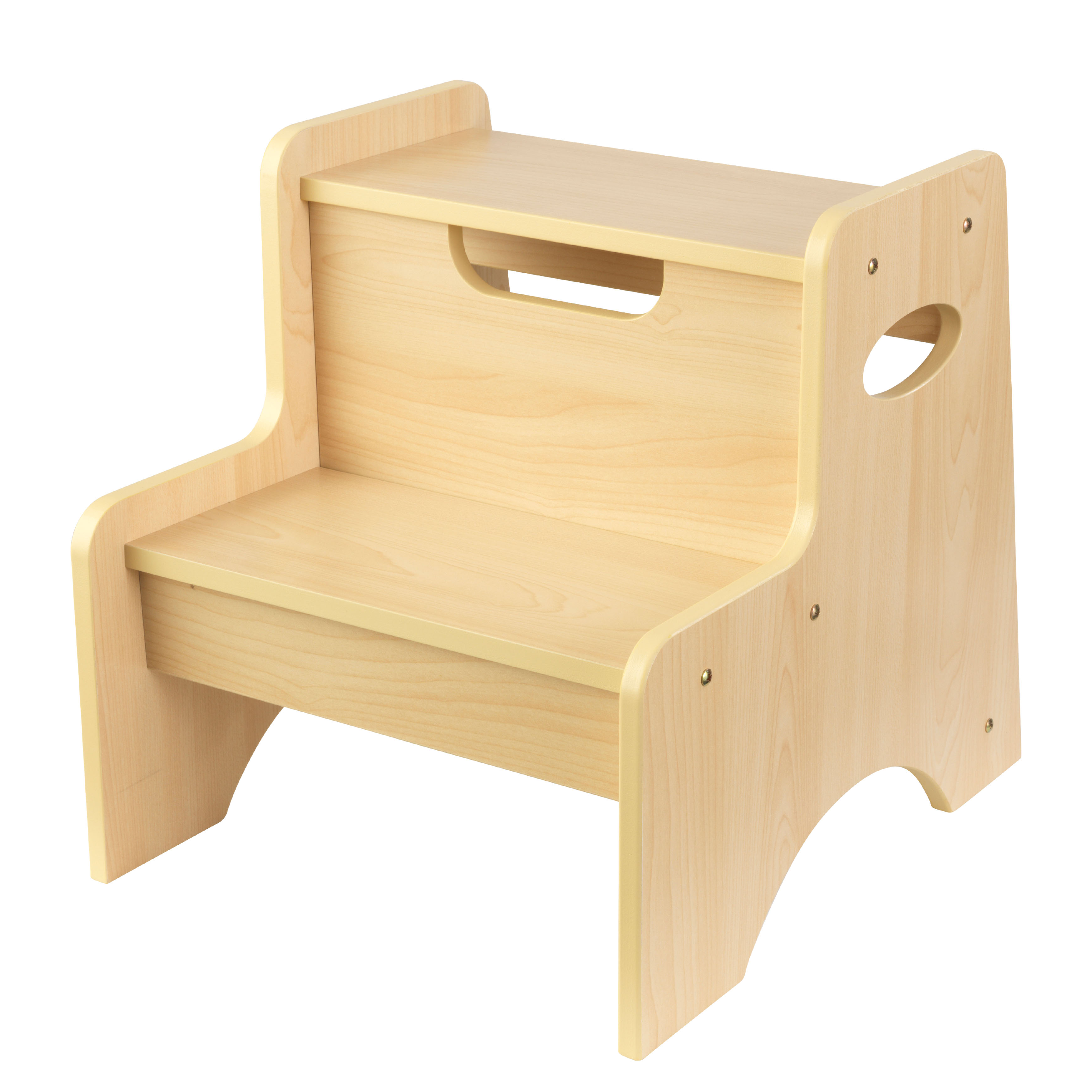 KidKraft Two Step Stool - Natural  sc 1 st  Walmart & Toddler Step Stools islam-shia.org