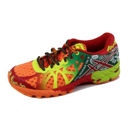 sports shoes ab373 77409 ASICS - Asics Women s Gel Noosa Tri 9 Bright Orange Red Pepper-Flash ...