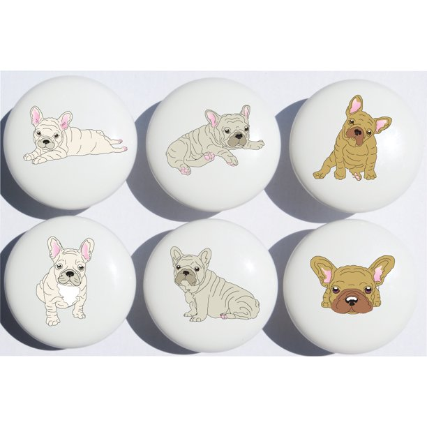 Frenchie Puppy Dog Drawer S French