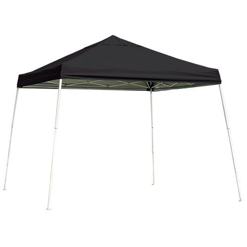 ShelterLogic 10 Ft. W x 10 Ft. D Steel Pop-Up Canopy