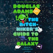 The Hitchhiker's Guide to the Galaxy - Audiobook