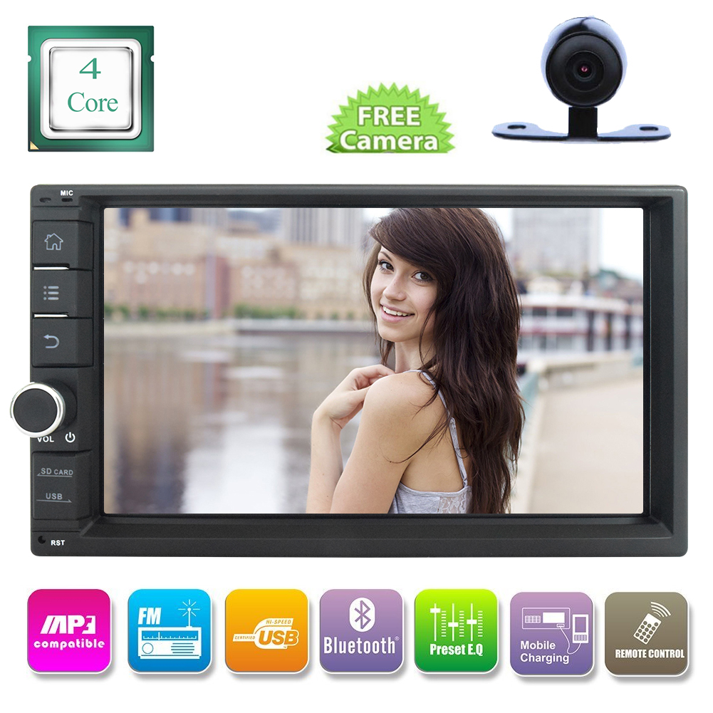 Rear Camera Included Car Stereo Radio 1024*768 Android 6....