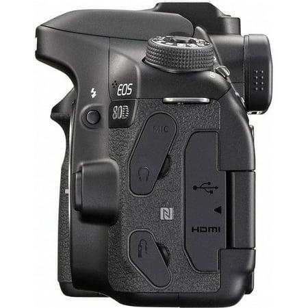 Canon EOS 80D DSLR Camera (Body Only) - image 2 de 5