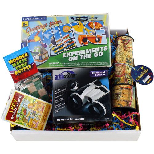 Traveling Science Gift Set