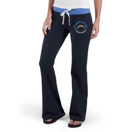 San Diego Chargers '47 Brand Women's Powerstretch Fleece Pant - Navy San Diego Chargers Uniform