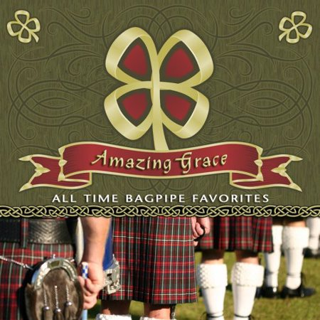 Learn Bagpipe (Amazing Grace: All Time Bagpipe)