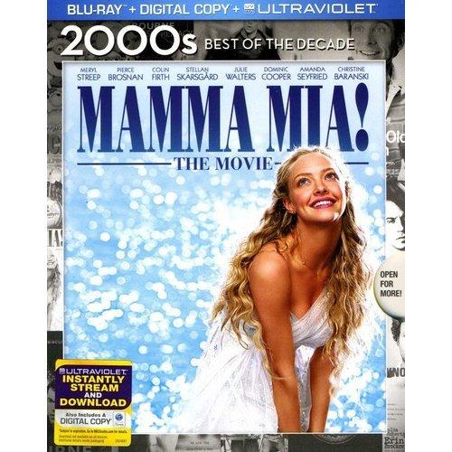 Mamma Mia! (2000s Best Of The Decade) (Blu-ray + Digital Copy + UltraViolet)