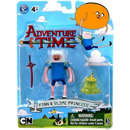 Adventure Time Finn & Slime Princess 3