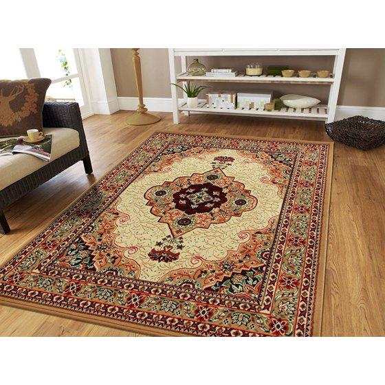 Area Rugs On Clearance Large 8x11 Traditional Area Rug