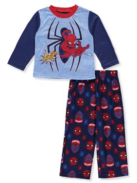 Spider-Man Boys' 2-Piece Pajamas