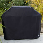 "Sure Fit 55"" Small Premium Grill Cover, Black"