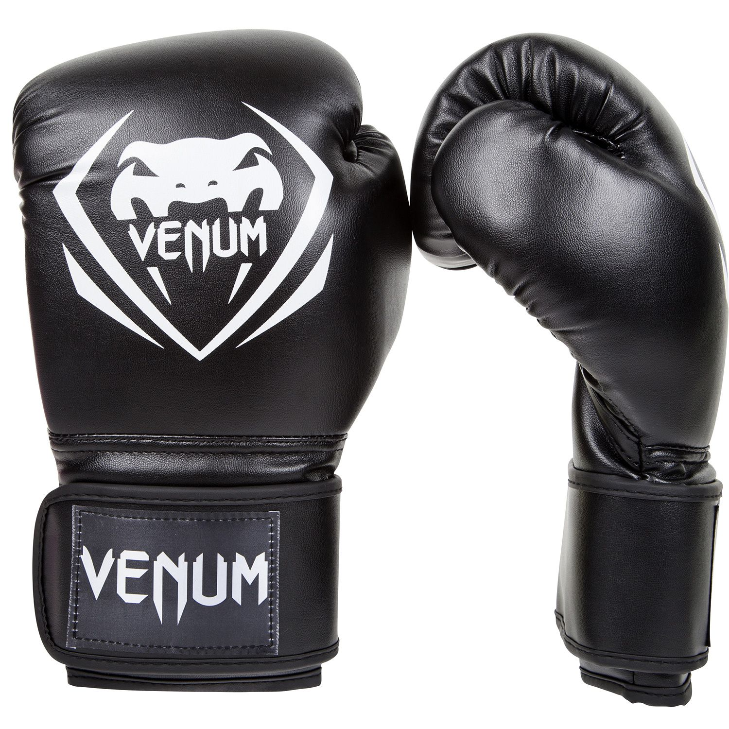 Venum Contender Boxing Gloves - Pink - 12-Ounce