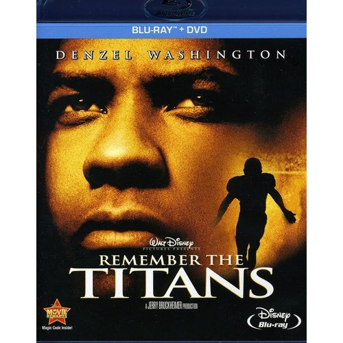 Remember The Titans (Blu-ray   DVD) (Widescreen)