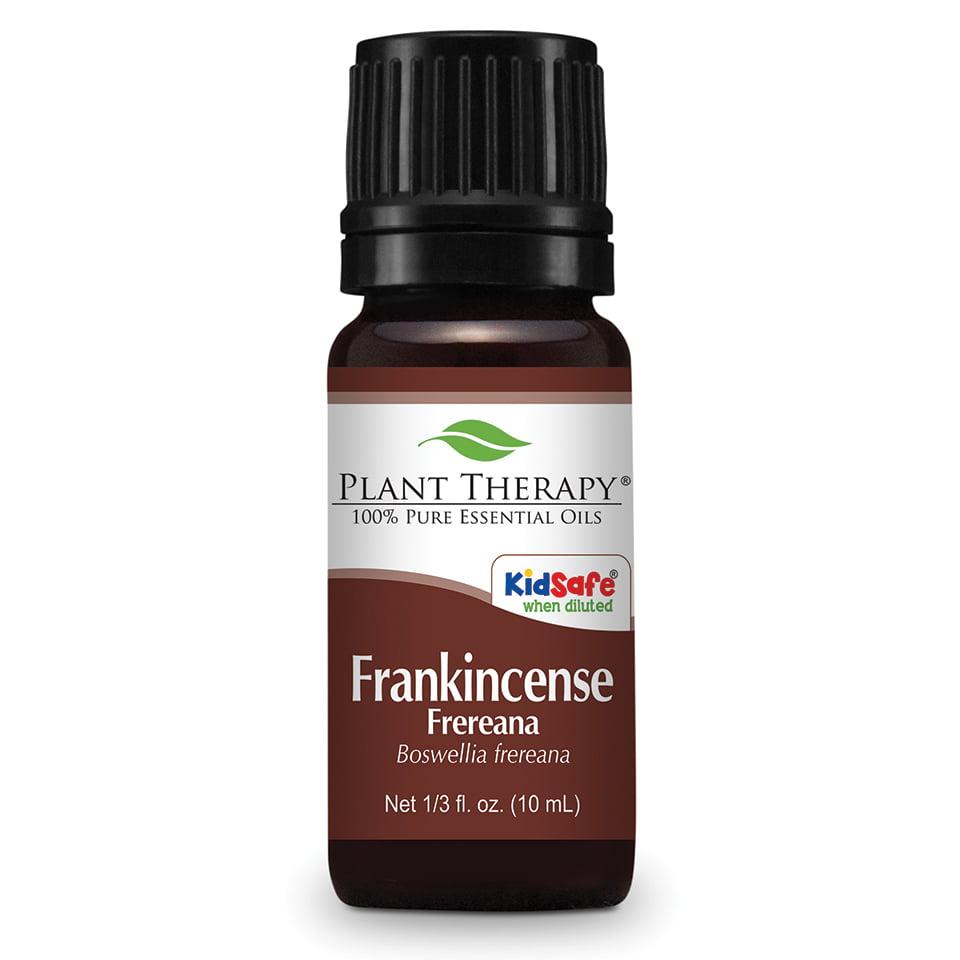 Plant Therapy Frankincense Frereana Essential Oil 10 mL (1/3 fl. oz.) 100% Pure, Undiluted, Therapeutic Grade