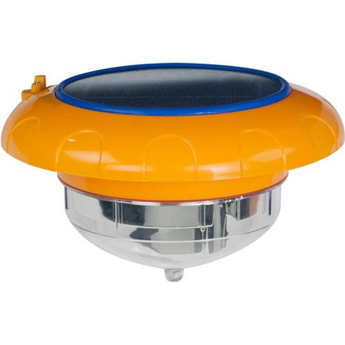 Blue Wave Starshine Floating LED Solar Pool Light
