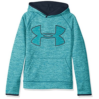 6fb18cc46c484 Under Armour - Boys  Storm Armour Fleece Twist Highlight Hoodie ...