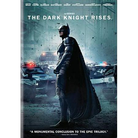 The Dark Knight Rises (DVD) - Catwoman Dark Knight Rises