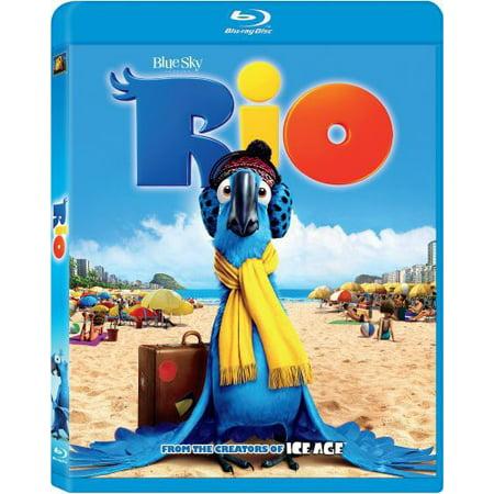 Rio (Blu-ray) ()