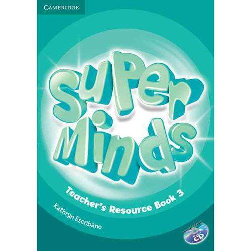 Super Minds Level 3 Teacher's Resource Book