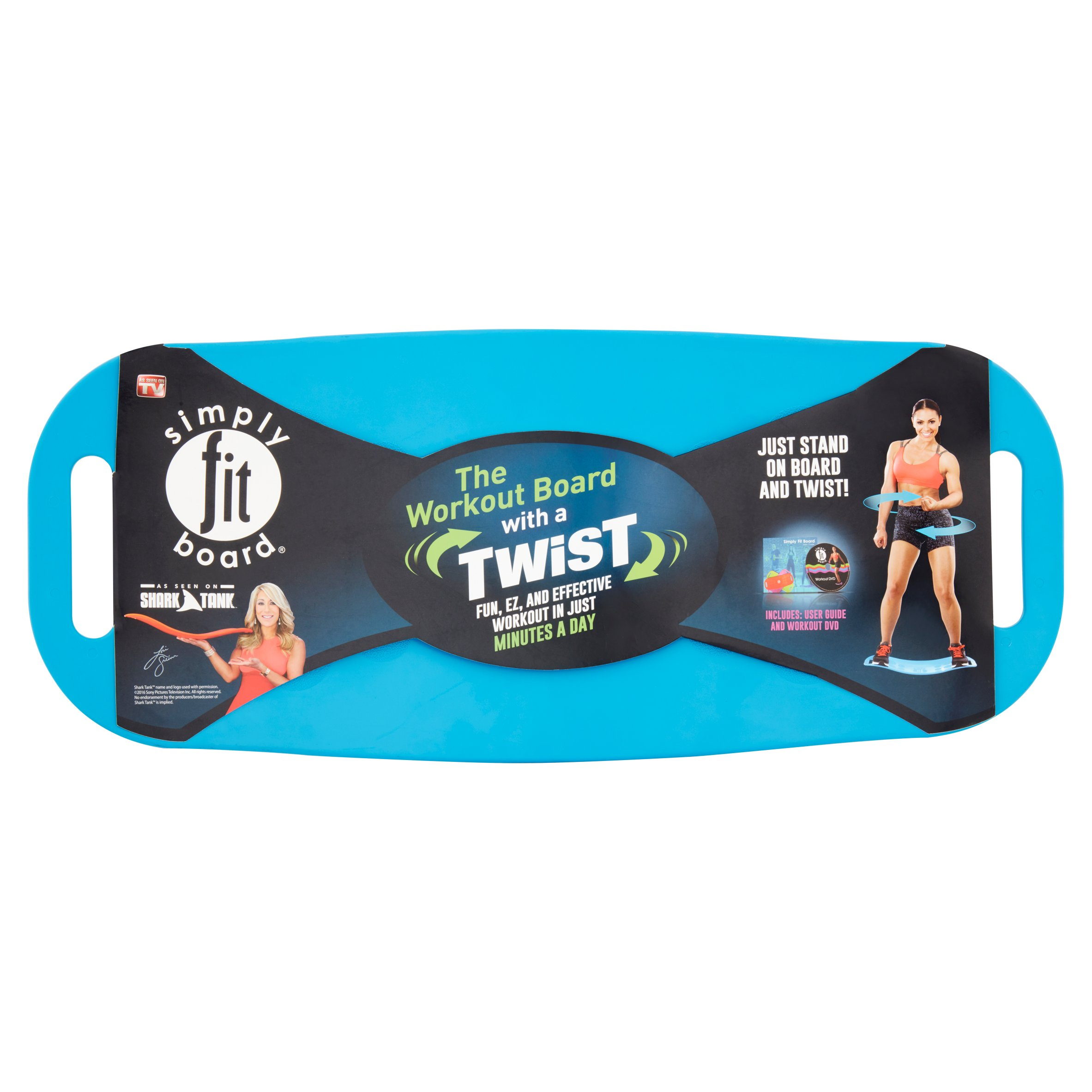 Simply Fit Balance Board, As Seen on TV, Choose your Color by Simply Fit