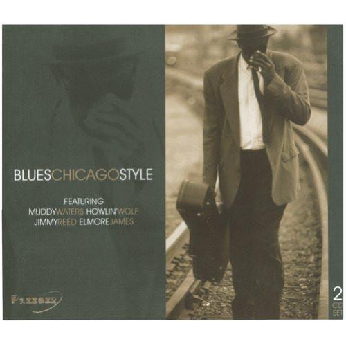 [Blues Chicago Style] Blues Chicago Style Brand New DVD