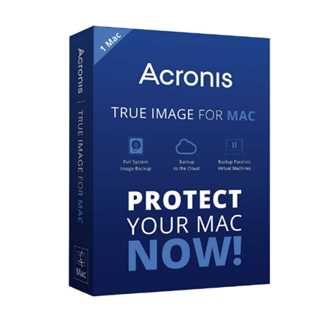 Acronis, Inc. Tim-01-Mb-Rt-M-En True Image For Mac - Mb Term - Mac X,10.5.8 Or (Acronis True Image Clone Disk Operation Failed)