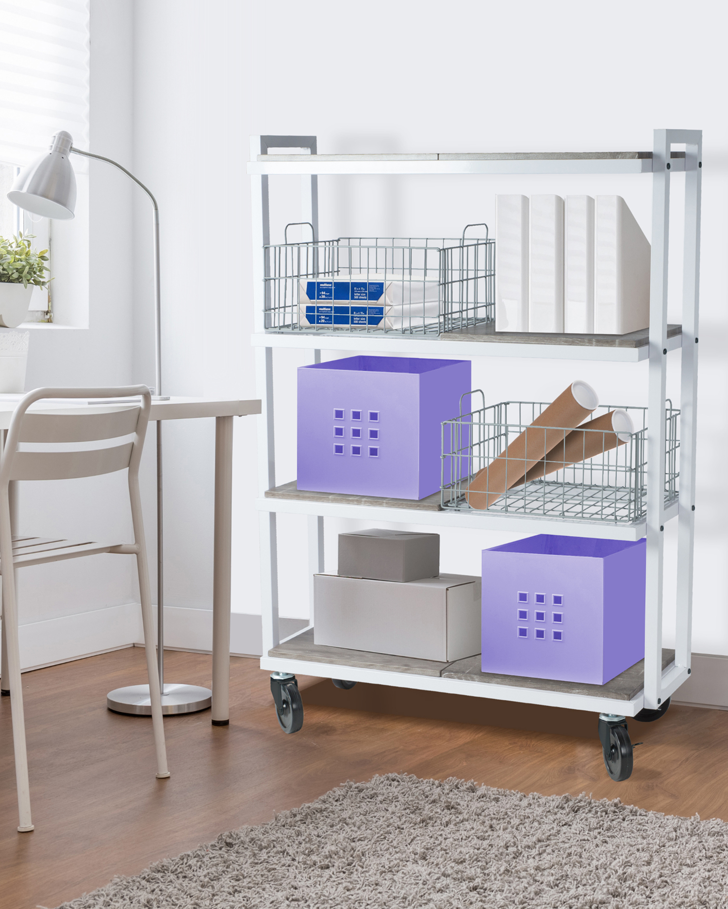 Kitchen Trolley Designs Colors: Mainstays Transformable 4 Tier Kitchen Cart, Multiple