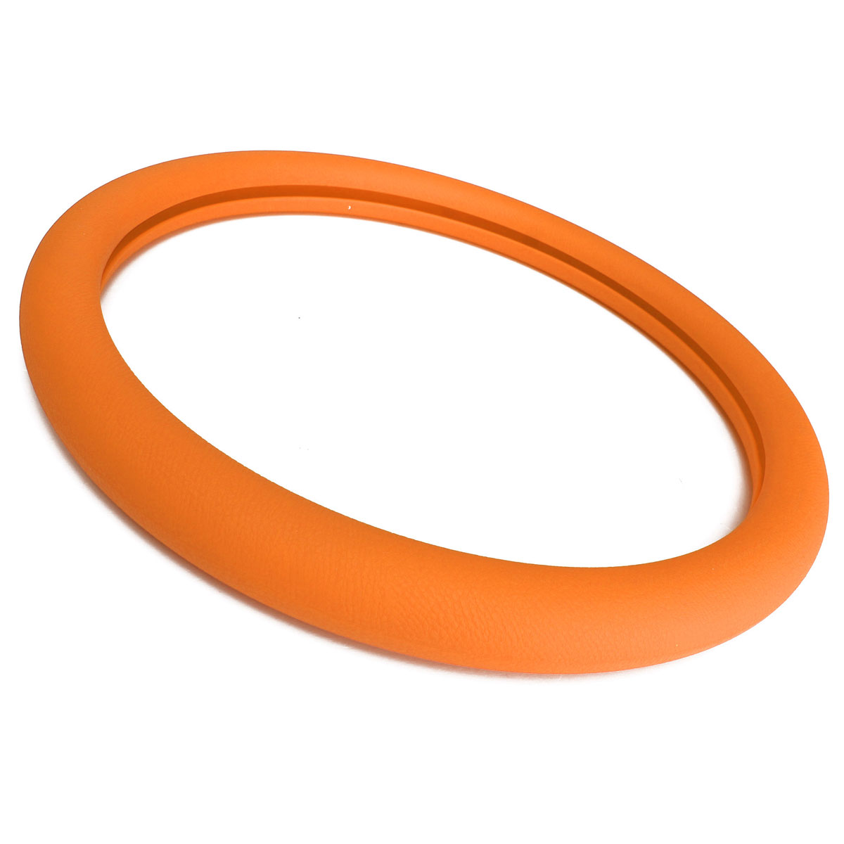 Elastic Silicone Steering Wheel Cover Anti-Slip Fit For 36-40cm Steering Wheel