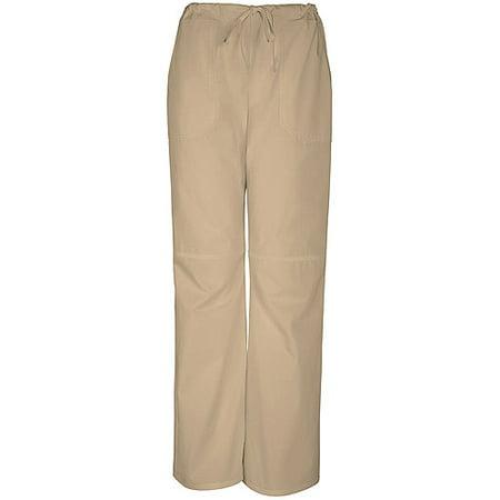 (Vital Threads Women's Core Essentials Drawstring Scrub Pant)
