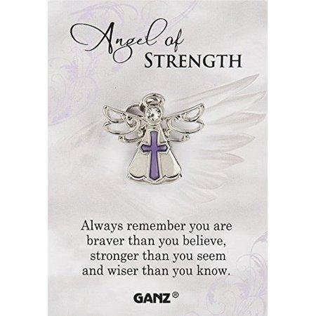 Ganz Pin - Angel of Strength