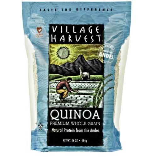 Village Harvest Premium Whole Grain Quinoa, 16 oz
