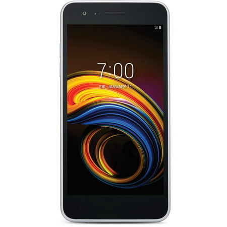 Boost Mobile LG Tribute Empire 16GB Prepaid Smartphone, Silver ()