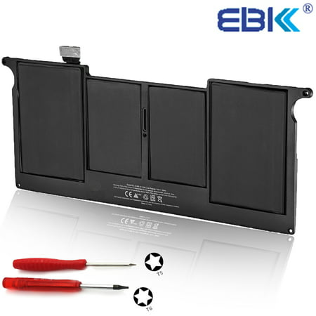 EBK A1406 A1495 Replacement Mac Book Air Battery for Mac Book Air 11
