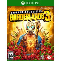 Borderlands 3 Super Deluxe Edition, 2K, Xbox One, 710425594984