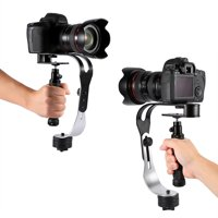 Camera Stabilizer Handheld Video Stablizer for GoPro, Smartphone, Cannon, Nikon, DSLR Camera with Smooth Pro Steady Glide Cam