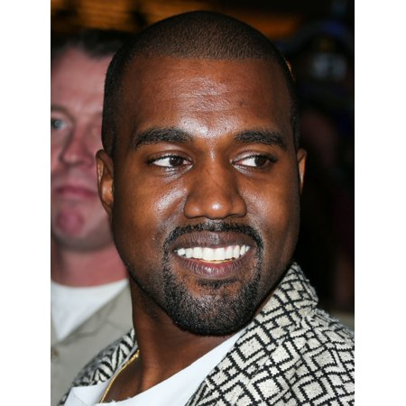Kanye West At Arrivals For Kim Kardashian 34Th Birthday Party At Tao Nightclub The Venetian Resort Hotel Casino Las Vegas Nv October 24 2014 Photo By Xavier Collineverett Collection Photo Print