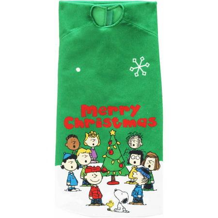 48 christmas snoopy tree skirt - Walmart Christmas Tree Skirts