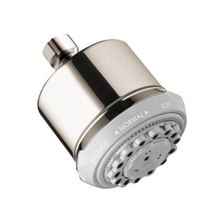 Hansgrohe 28496831 Clubmaster 3.63 in. Showerhead (Polished (Clubmaster Dimensions)